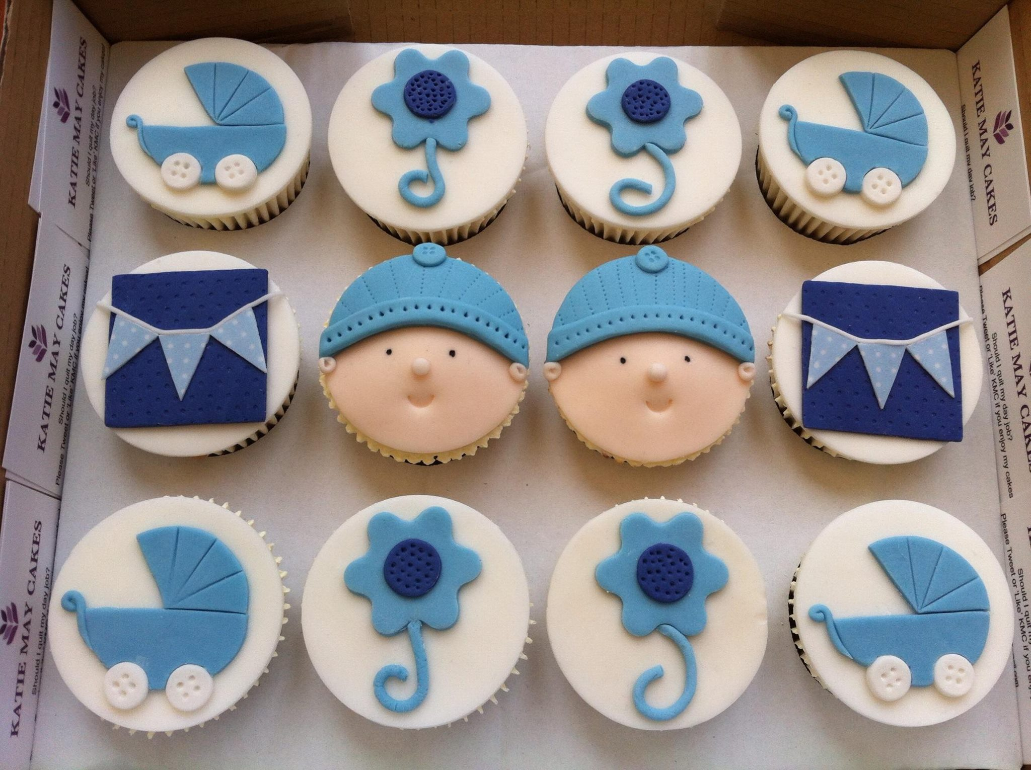 Kate Hall Baby Shower Cakes