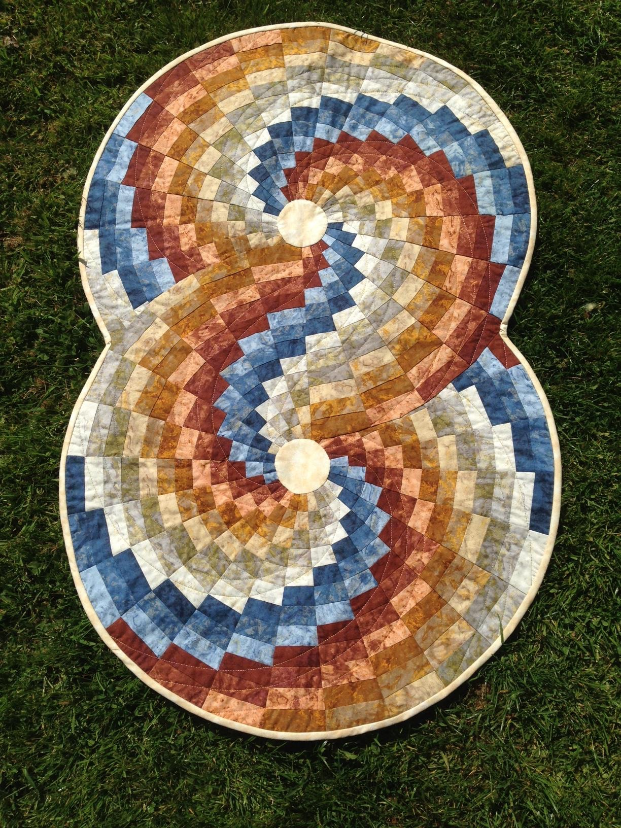 Creative Therapy Helen Kent Quilt