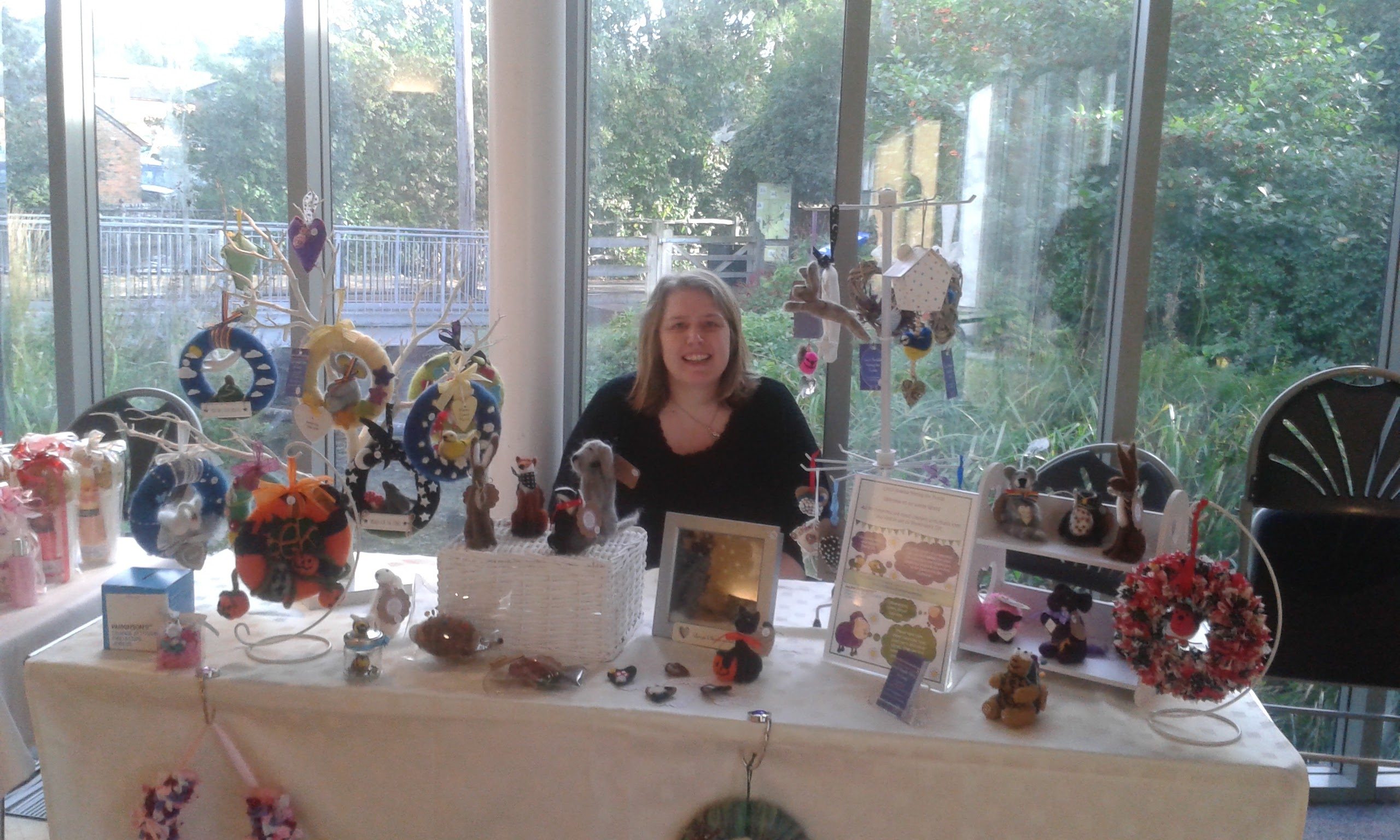 Creative Therapy: Craft Fair