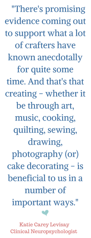 Creative Therapy Quote_Katie Cary Levisay
