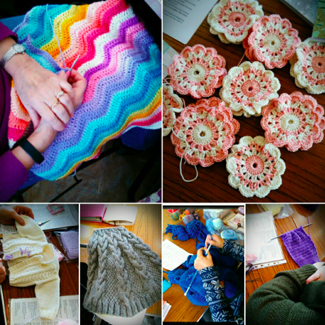 Yarn Club Crochet