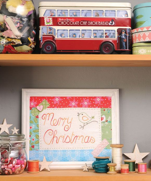 sweetly stitched christmas